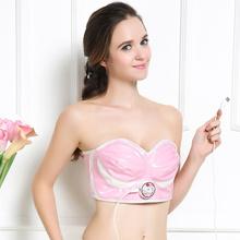 正品胸部按摩仪美胸宝丰胸仪无线遥控丰乳增大预防下垂增生