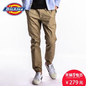 Dickies休闲裤男长裤 收口慢跑裤 TC弹力面料运动裤子171M40EC01