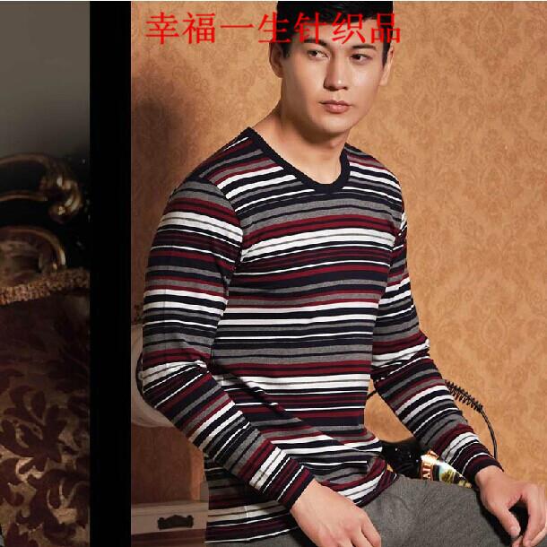 正品新款庄泰男士内衣9812 莱卡棉纯棉保暖内衣套装 薄款秋衣秋裤