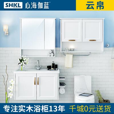 心海.伽蓝现代中式浴室柜怎么样