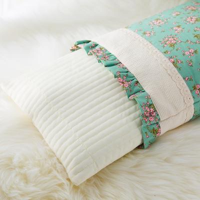 韩式纯荞麦壳枕头芯 单人全棉枕芯成人枕头一对拍2 可水洗枕头