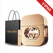 Gucci ǧɫ�� ���� �ﰮŮʿ�־õ���ˮ30ML �ų� Guilty