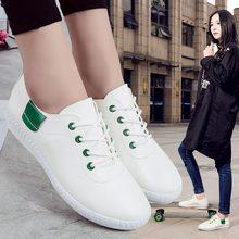 女鞋2017夏季新款透气一脚蹬懒人鞋时尚休闲韩版潮流女学生鞋