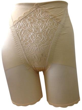 娅茜内衣正品2015秋冬新款女士高腰塑身美体裤短裤修身性感90038K