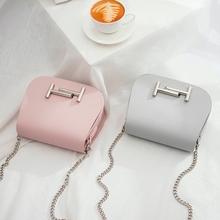 小包包2017夏季新款链条单肩包韩版时尚女包简约女士迷你斜挎包女