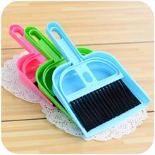 迷你簸箕小扫把组合套装电脑键盘清洁刷桌面扫帚打扫卫生用品