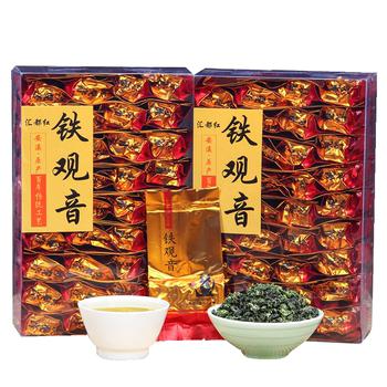 【买一送一】新茶铁观音浓香型安