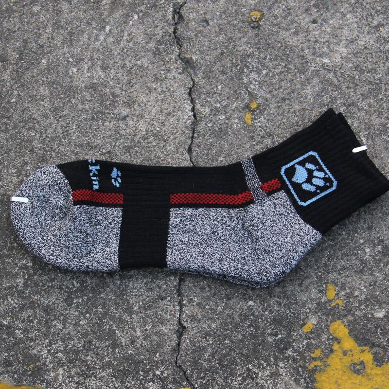 汉子必备 速干徒步加厚登山袜COOLMAX袜子户外运动袜男毛圈袜子