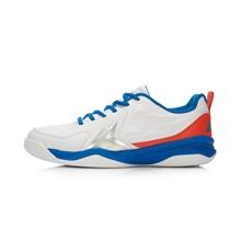 李宁正品16年春季新款 男子实战耐磨防滑基础网球鞋运动鞋ATDL001