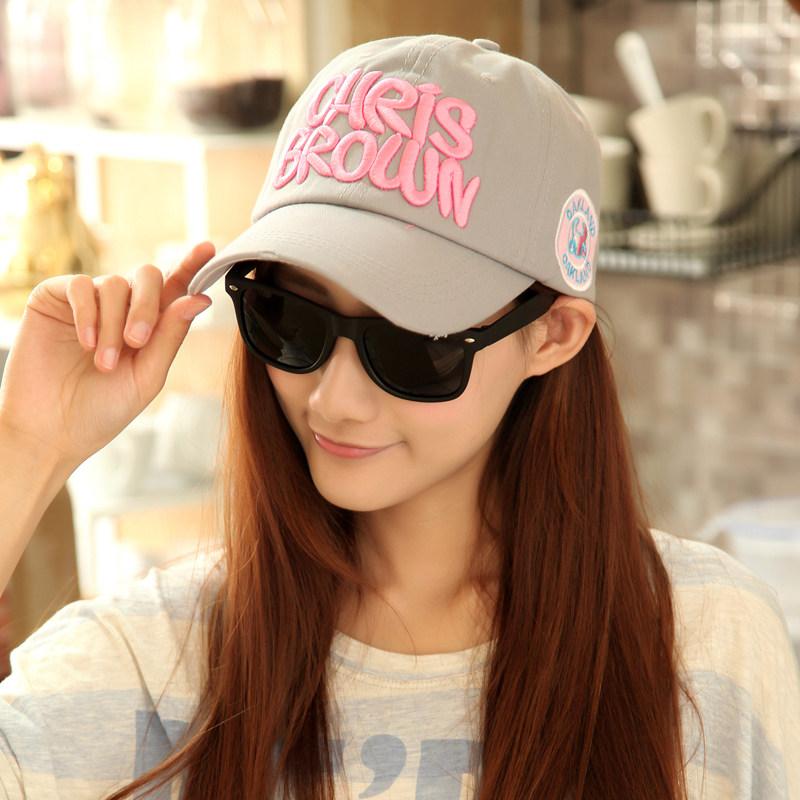 夏季鸭舌帽学生夏天韩版春出游棒球帽遮阳帽帽子潮人嘻哈帽