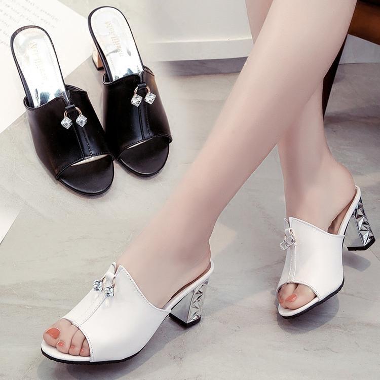 夏季拖鞋鞋子女百搭一字凉鞋