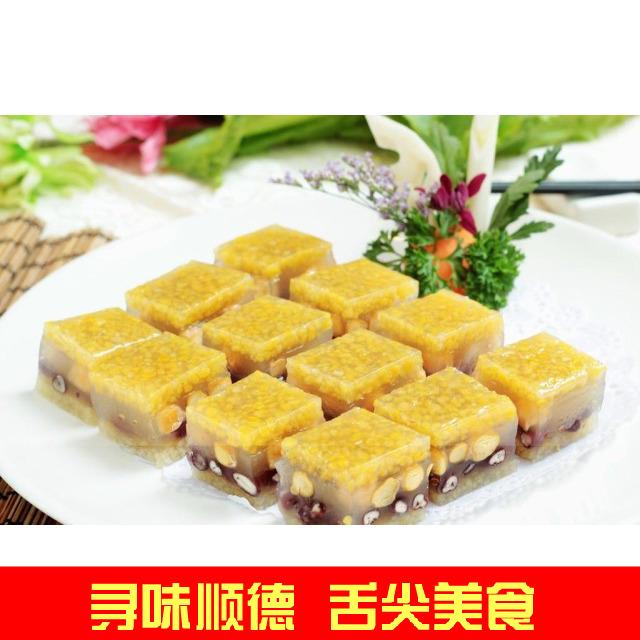 香味阁广东顺德特色食品杂粮糕/12件.五谷杂粮.健康美食.寻味顺