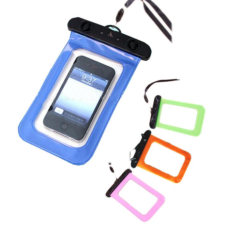 【天天特价】手机防水袋 iphone 三星 小米 可以触摸屏 买2送卡包