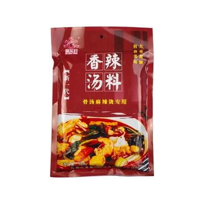 独凤轩 香辣汤料-A 500g 火锅底料 麻辣烫料 骨汤料 4包包邮