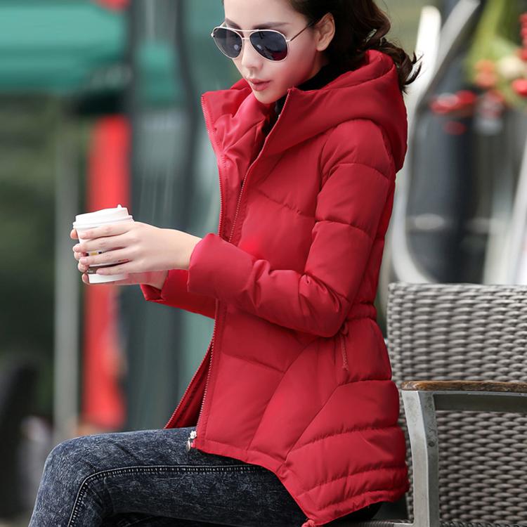 2014冬装新款女装短款棉衣女加厚欧洲站棉袄棉服加大外套冬款潮