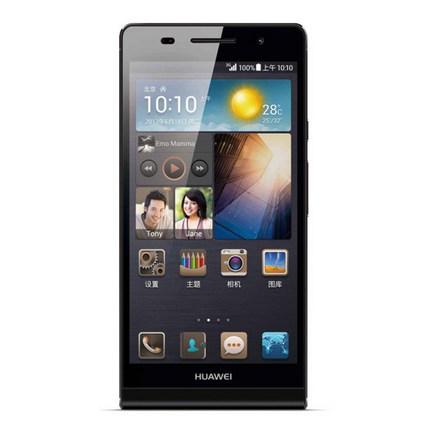 【现货包邮送礼品】Huawei/华为 P6-T00移动3G手机 黑白色