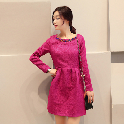 2015夏季新款女装正品专柜连衣裙第三频道采轩欧碧第三频道采轩