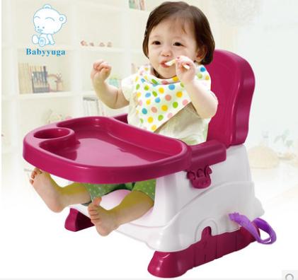 正品可折叠便携式儿童餐椅婴儿餐椅宝宝餐椅吃饭餐桌座椅包邮