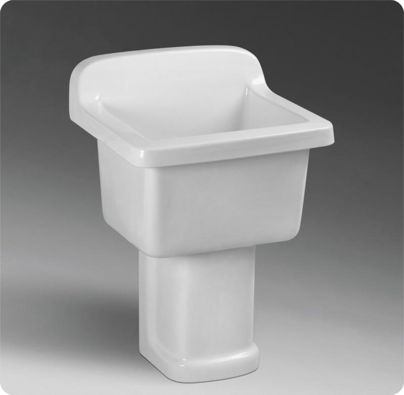 奥斯汀  立柱盆洗脸池洗面盆洗手池整体立式台盆