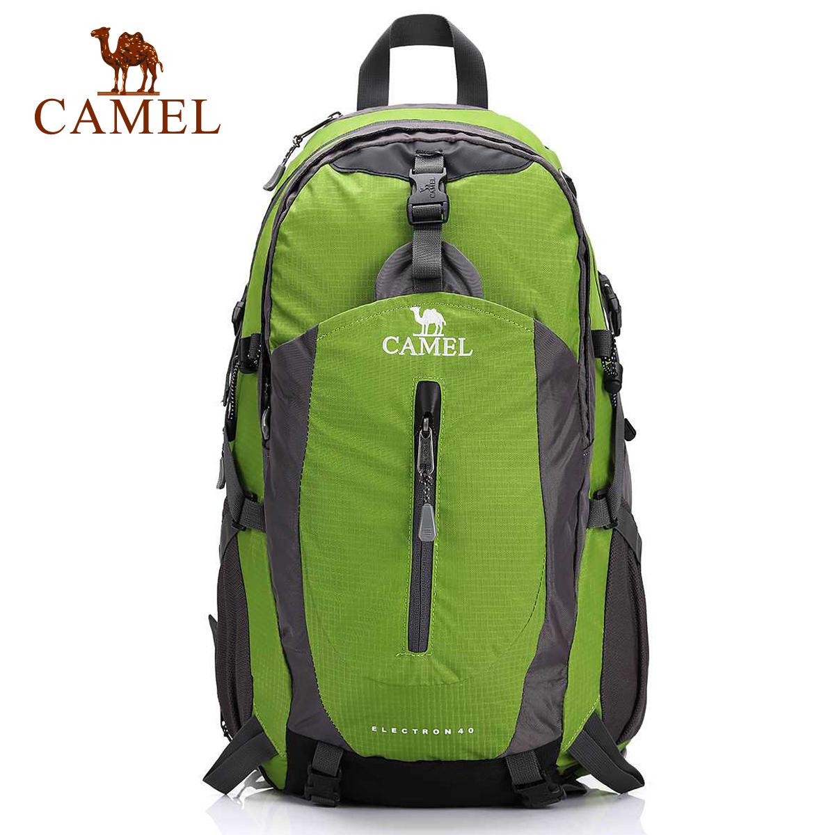 【热销6万件】CAMEL骆驼户外登山包 双肩男女旅行背包 徒步野营包
