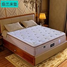 【秒杀】珀兰奢华席梦思床垫 泰国天然乳胶 独立弹簧床垫1.8m图片