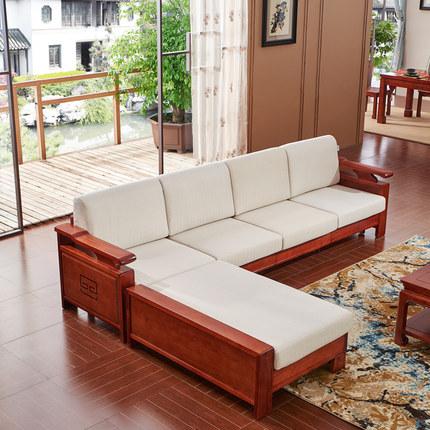 何家匠现代中式实木沙发组合怎么样?质量如何好不好用?