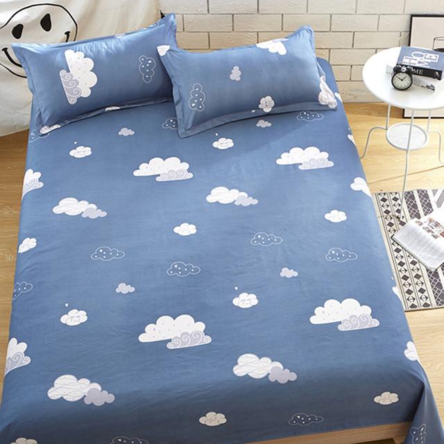 2.3m米 1.8 1.6 伊心爱床单单件双人大学生宿舍床单被单单人床1.5