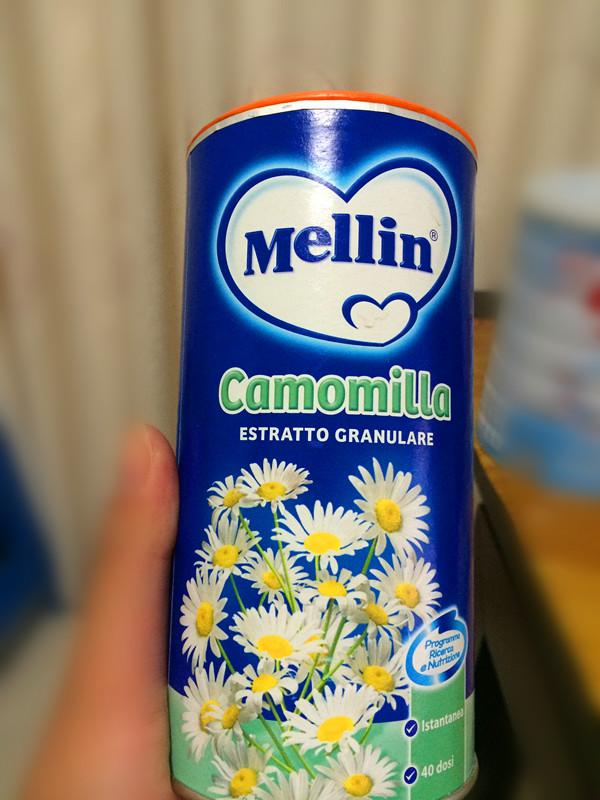 意大利原装进口Mellin/美林菊花茶菊花晶200克清火开胃婴儿清火宝