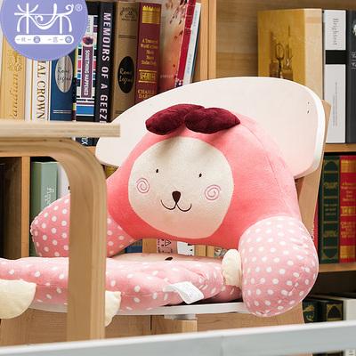 【图】包邮可爱创意卡通抱枕熊掌坐垫靠垫毛绒玩具