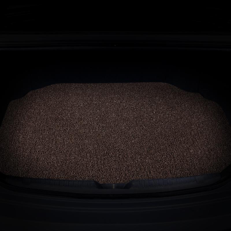 德盾奔驰新E级E200 E260 E300 A级后尾箱垫丝圈后备箱垫行李箱垫