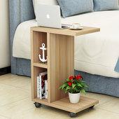 现代简约可移动小茶几边几沙发角几床头多功能桌子小户型创意边柜