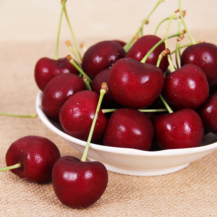 现货智利车厘子1斤 进口樱桃车厘子 新鲜大樱桃进口水果 新鲜水果
