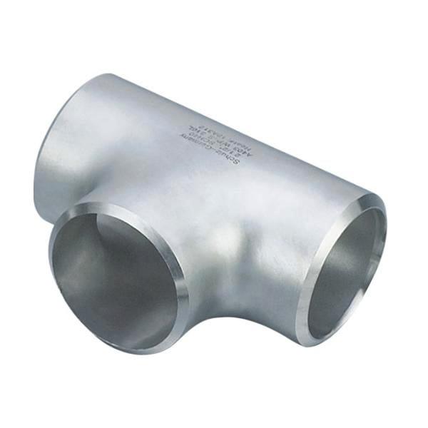 304不锈钢焊接三通 工业焊接三通 无缝三通25 32 45 57 76 89 108