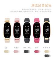 新款智能手表女款韩版简约时尚潮流防水运动手环情侣手表来电显示