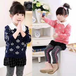 韩版儿童新款秋冬童装