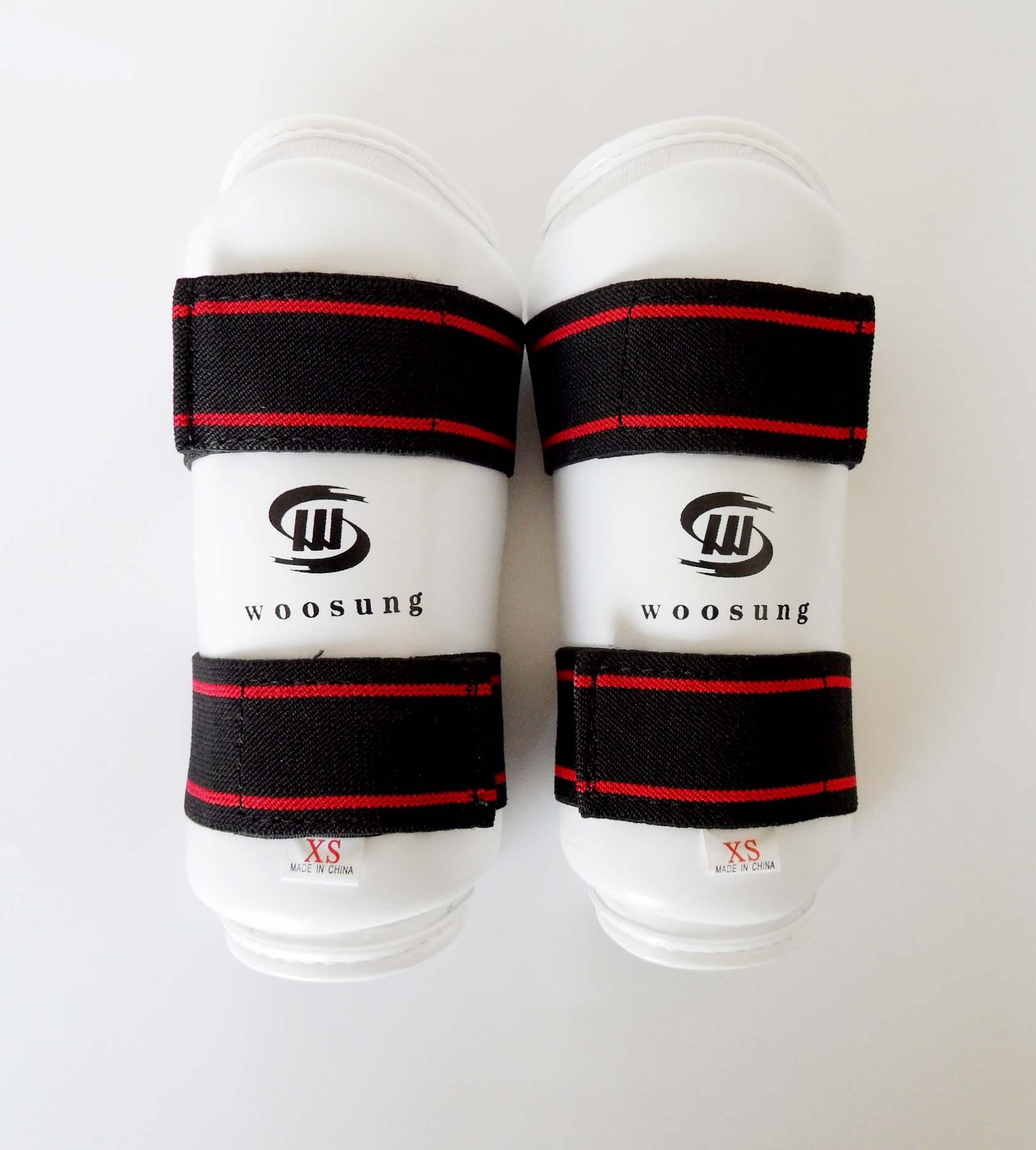 跆拳道护具 护臂 空手道护具正品武圣专业护具训练比赛都安全适用