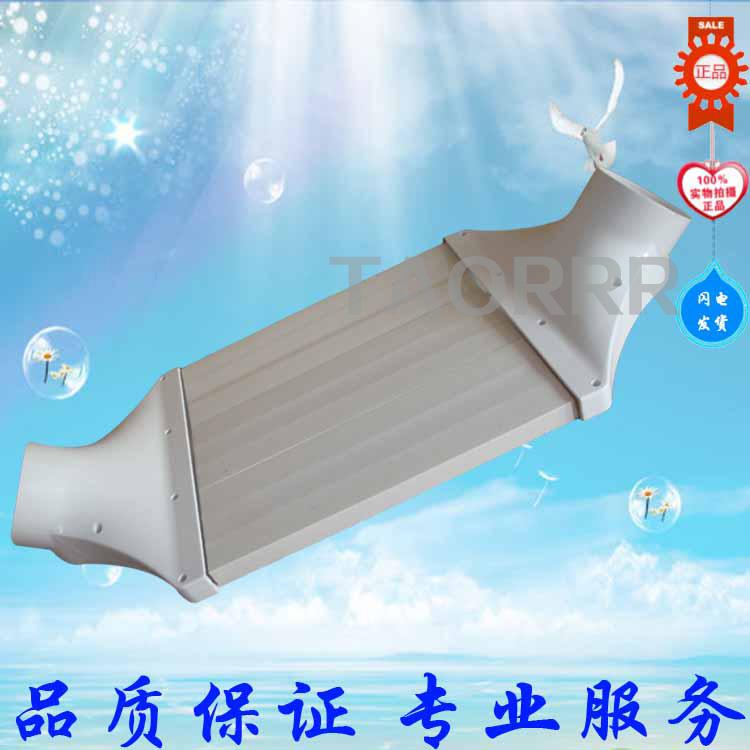 全热交换器专用管道过梁器160/80/110mm管径中央新风系统不打孔