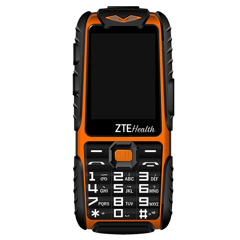 正品军工三防老人手机超长待机老年手机 L628 中兴健康 Health ZTE