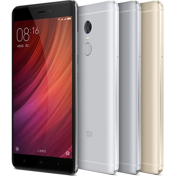 高配版正品全网通智能大屏指纹识别手机 Note4 红米 小米 Xiaomi
