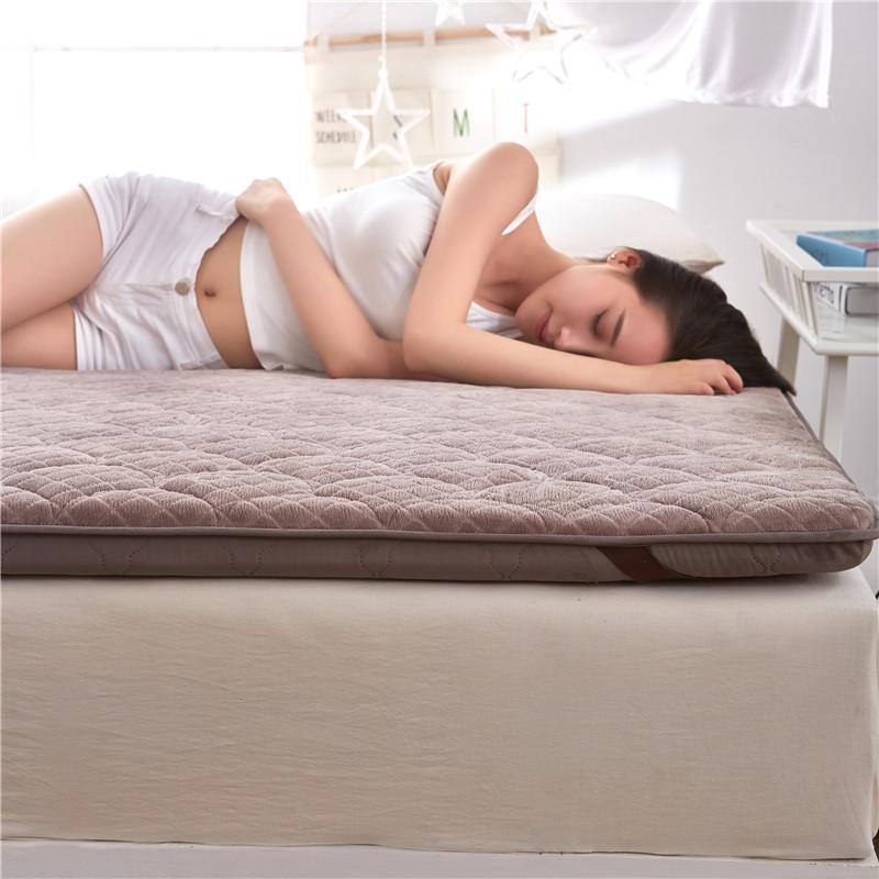 床褥榻榻米加厚床垫 可定做 学生宿舍居家