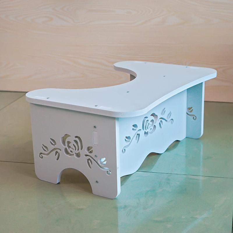 蹲坑神器便秘马桶垫脚凳如厕小凳蹲便凳蹲凳子