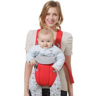 婴儿背带前抱式多功能透气抱带腰凳宝宝1岁儿童双肩背袋小孩抱带