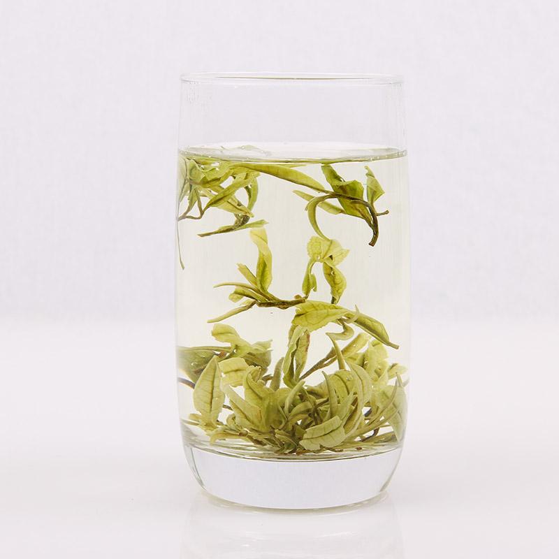 珍稀春茶正宗绿茶茶叶 100g 新茶雨前特级 2017 宋茗安吉白茶