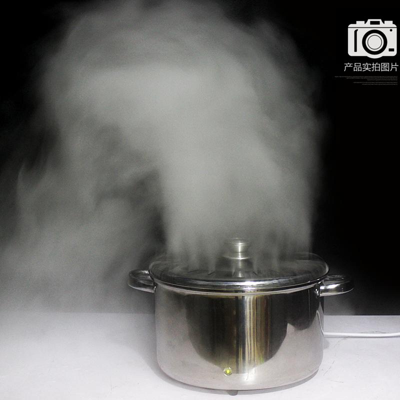 澳美琪水雾锅蒸汽锅集成灶油烟机演示烟雾锅雾化锅发烟锅发生器
