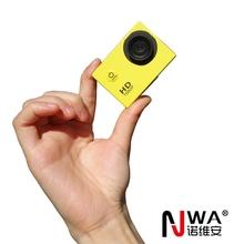 微型摄像机 迷你录像 户外旅行 相机带显示屏 最小数码 防水运动DV
