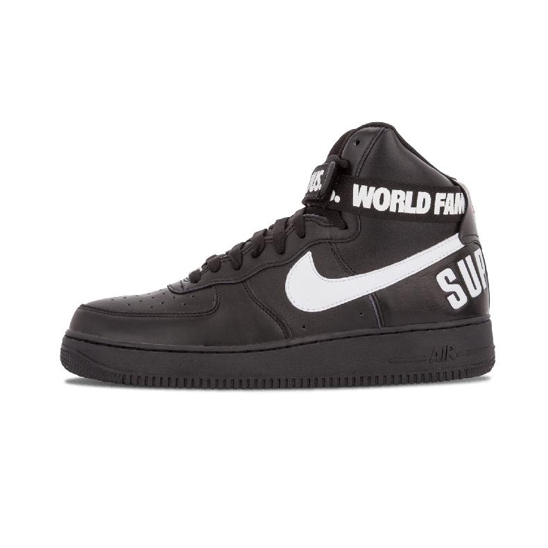 """Nike Air Force 1 High Supreme SP """"Supreme"""" - 698696 010 - 20"""