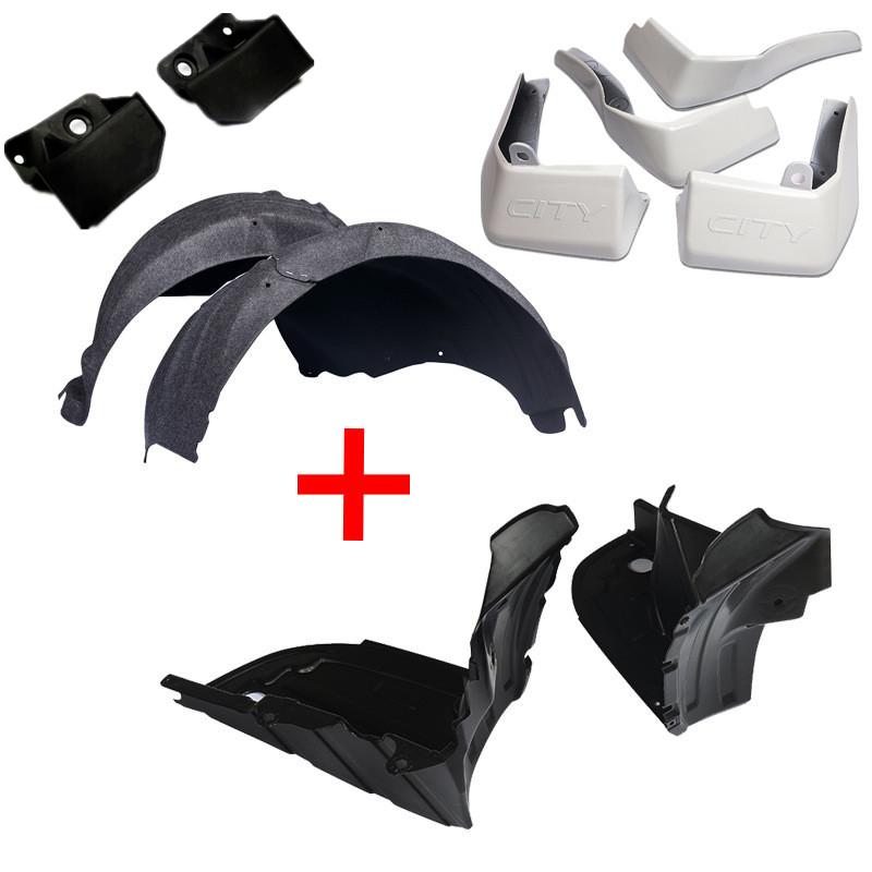本田锋范内衬15款新锋范改装哥瑞后轮内衬挡泥板叶子板隔音棉专用
