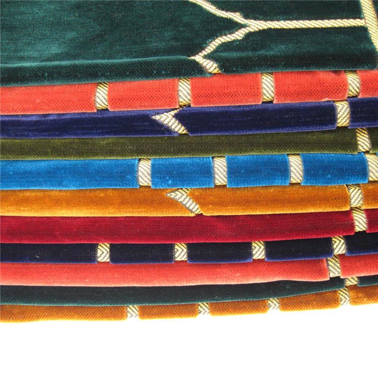 土耳其进口祈祷地垫 伊斯兰教地毯 穆斯林回族礼拜毯子 特价包邮