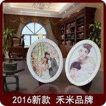 欧式小相框摆台影楼婚纱照个人写真10寸画框创意时尚新款摆台批发