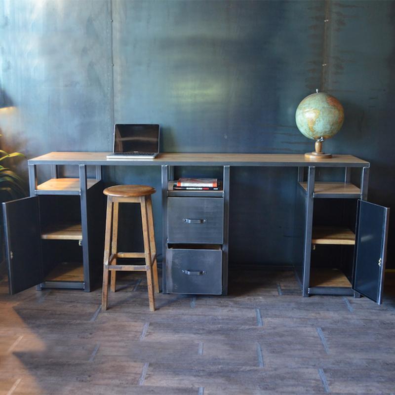 作台 实木会议桌
